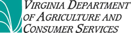 Virginia Department of Agriculture and Consumer Services